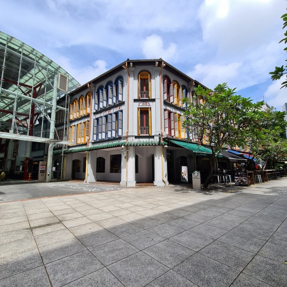 shop for rent in far east square