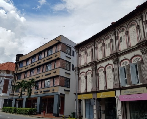 shophouse for sale in Tanjong Pagar. Find beautiful shophouse investment