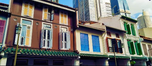 shophouse office in cbd