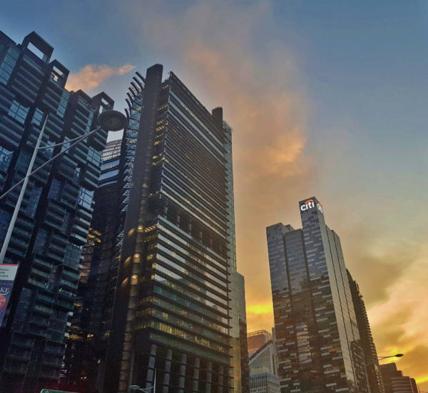 should i buy or rent an office space in singapore