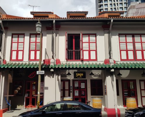 Beautiful amoy shophouse office for rent. Find office space for rent in Singapore