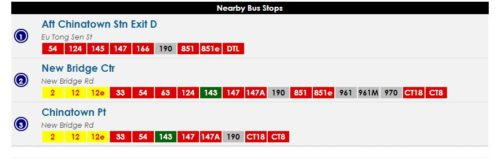 find buses to tanjong pagar office for rent