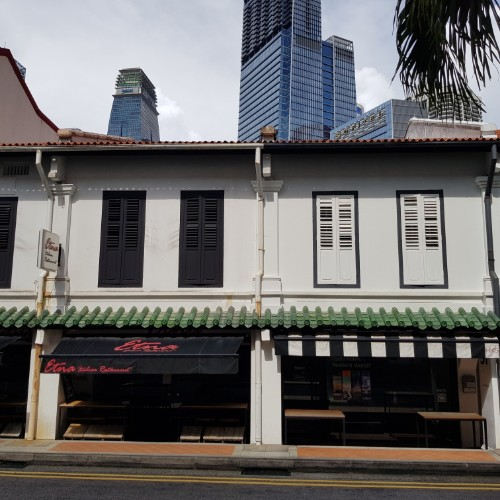 Duxton Road office for rent