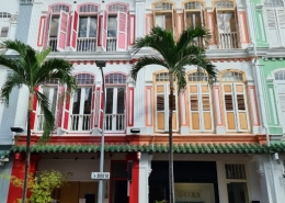 small shophouse office for rent